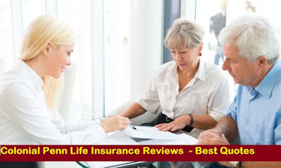 Colonial Penn Life Insurance Reviews  - Best Quotes