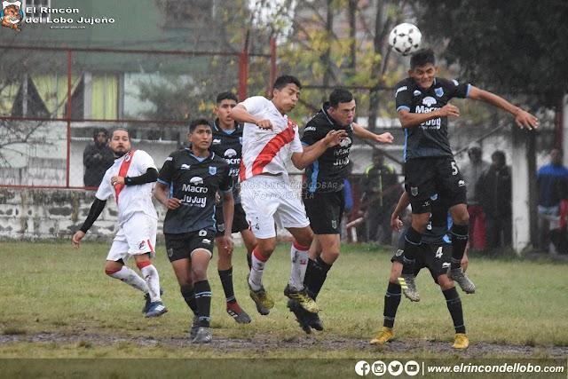 Fotos | 2019 | 1ra Local | Gral Lavalle 2-2 Gimnasia | Liga Jujeña