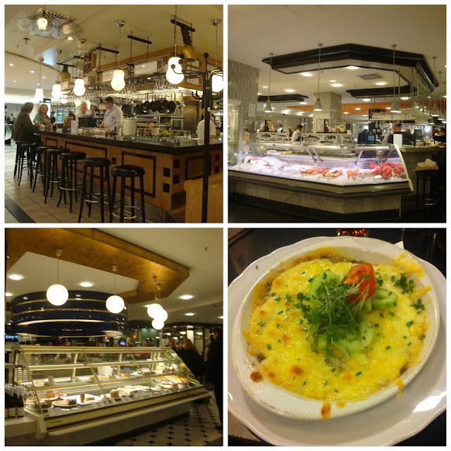 Onde comer em Berlim - KaDeWe