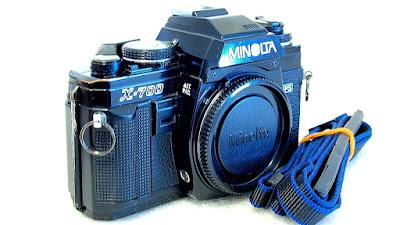 Minolta X-700 (Black) Body #336