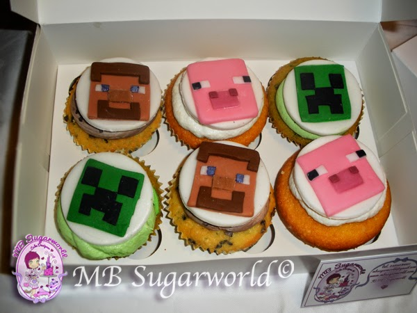 cupcake mine craft