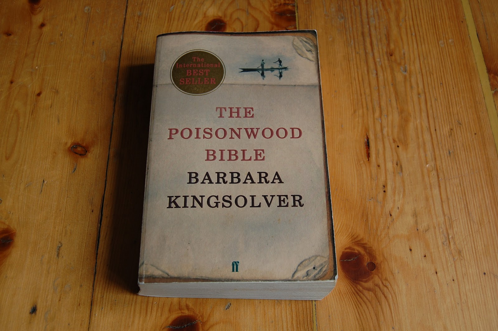 Significant Events- The Poisonwood Bible