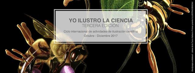 """3ª edición: """"Yo ilustro la ciencia""""."""