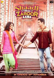 Shaadi Mein Zaroor Aana First Look Poster 2
