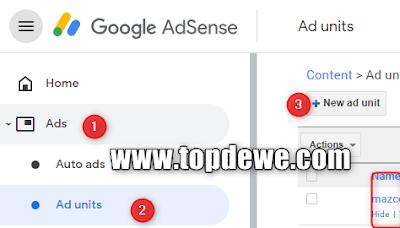 Cara memasang iklan adsense di blog untuk mendapatkan uang
