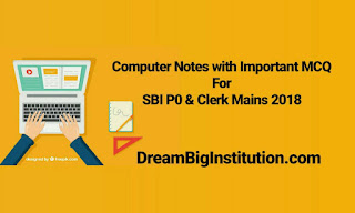 Computer Awareness For Upcoming Bank Exam: Download Now