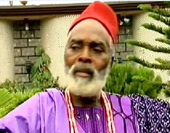Breaking!!! Popular Nollywood Actor Festus Aguebor Is Dead - Read Shocking Details Of His Tragic Death