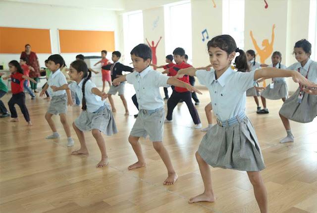 Dance Classes -