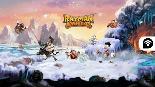 Rayman adventures game offline terbaik 2019