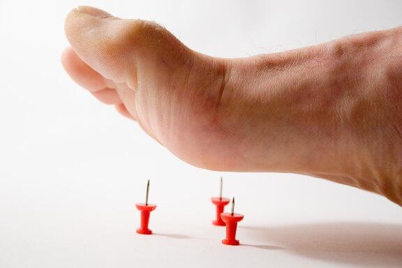 kebas dan sakit kaki kerana diabetes