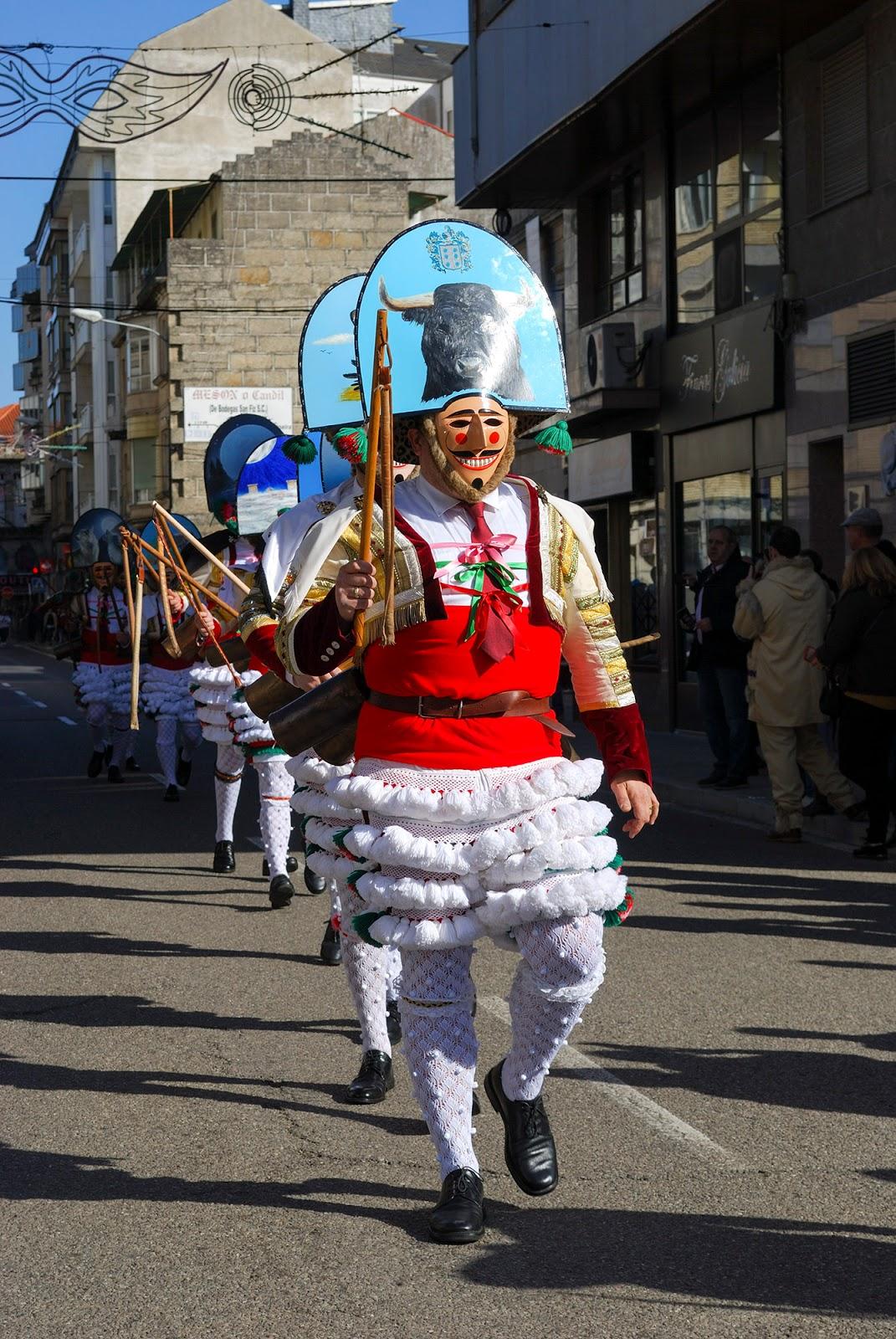 verin entroido cigarron ourense galicia carnaval carnival spain costume