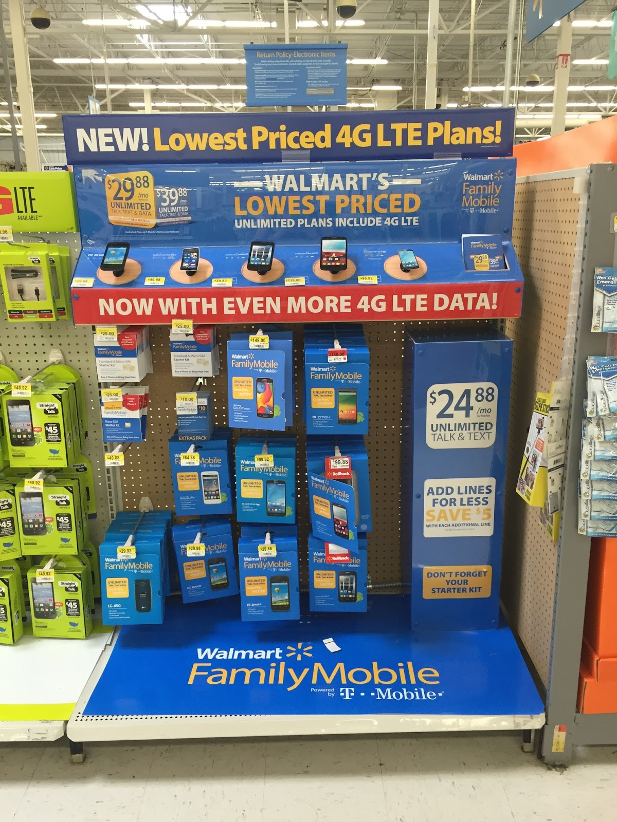 Saving the Summer with Walmart Family Mobile #Save4Summer   I Run