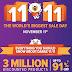 Daraz brings Alibaba's 11.11 Global Shopping Festival to Pakistan