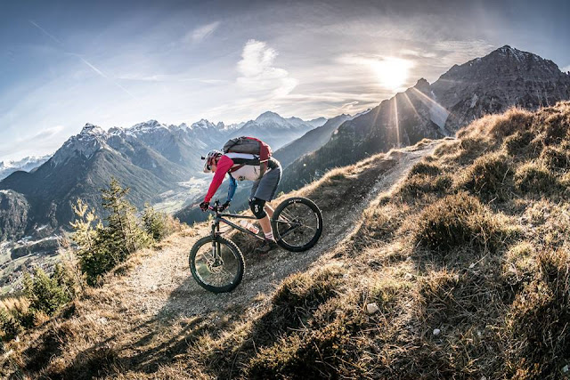 Downhill Nochspitze MTB