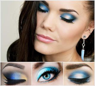 Makeup Lembut Pada Mata