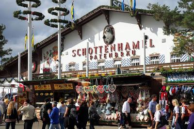 Namiot  Schottenhamel