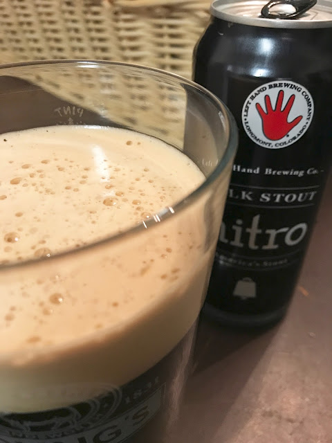 Left Hand Milk Stout Nitro 2