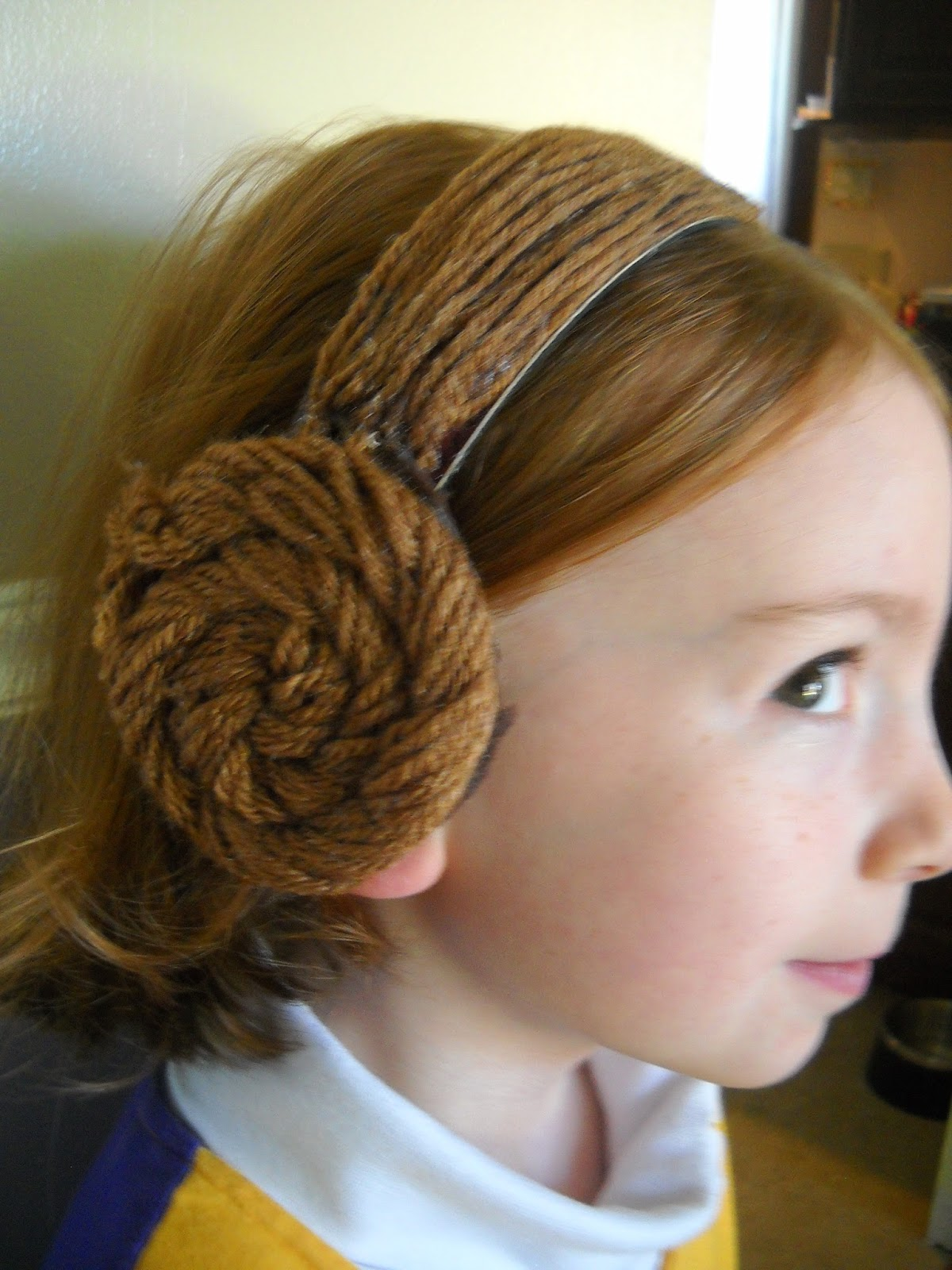 Mcmaven Haven Princess Leia Headband