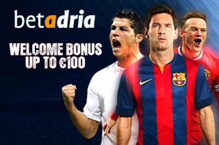 Betadria Football Bonus