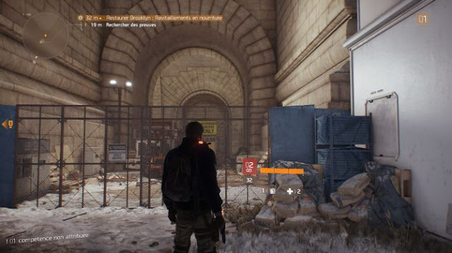 The Division - Game Test