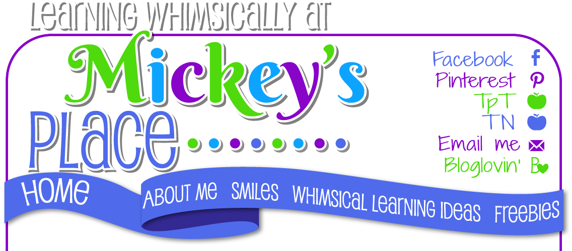 Learning Whimsically at Mickey's Place