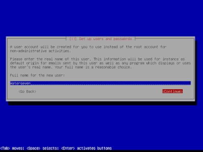Cara Instal linux Debian 2014