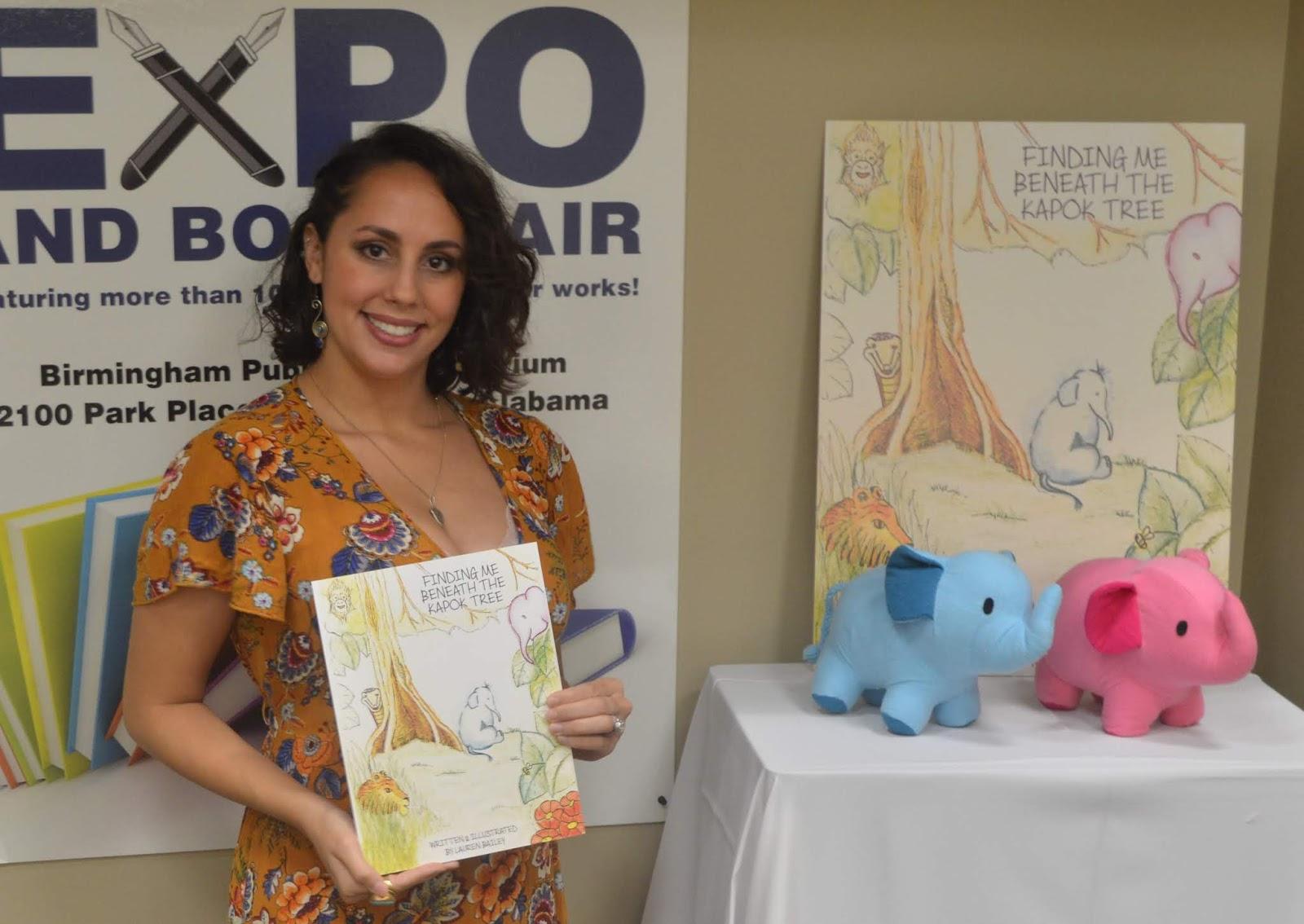 Birmingham Public Library Meet Lauren Bailey Author And