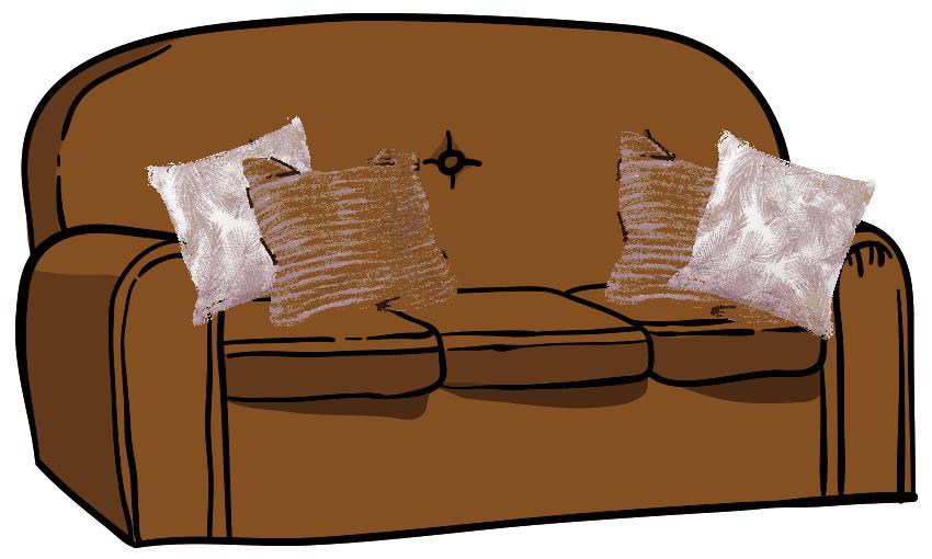 Mein Kleines Bücherzimmer Das Braune Sofa