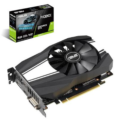Dual e Phoenix GeForce® GTX 1660 Ti