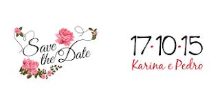 Definindo a data da comemoração da festa de noivado