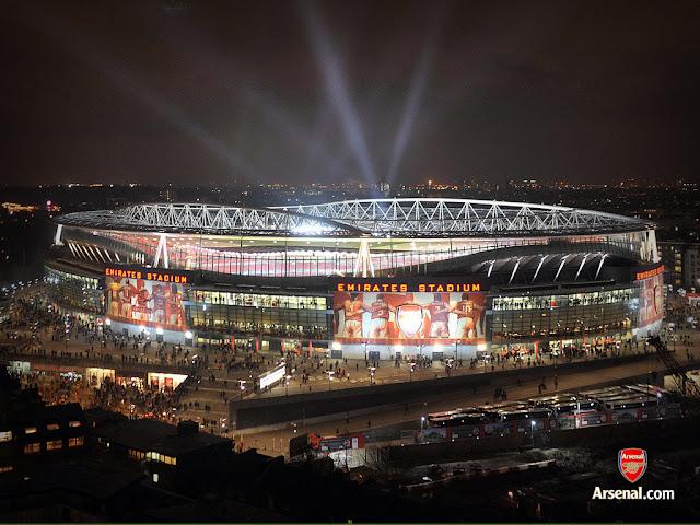free desktop wallpapers 1024x768 download Emirates Stadium