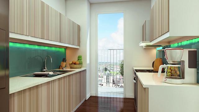 Nội thất căn hộ Eco-green city