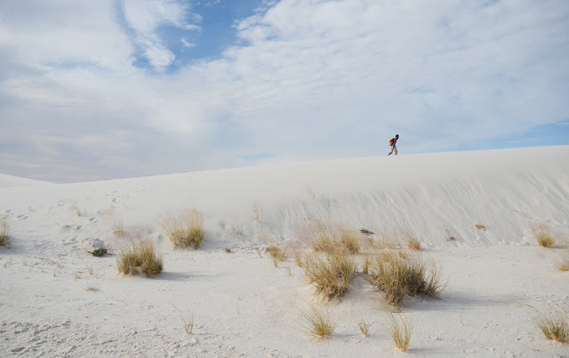 White Sands National Monument, Nouveau-Mexique, USA