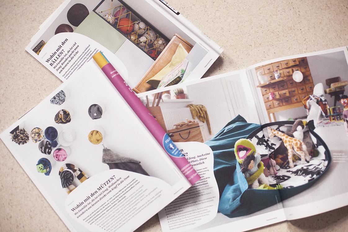 Einfach Selbst Gemacht Zeitschrift bälle mützen kuscheltiere und das restliche chaos