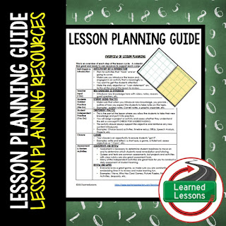 Lesson Plan Guide