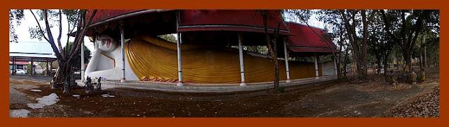 Wat Phra That Chom Chaeng, Phrae