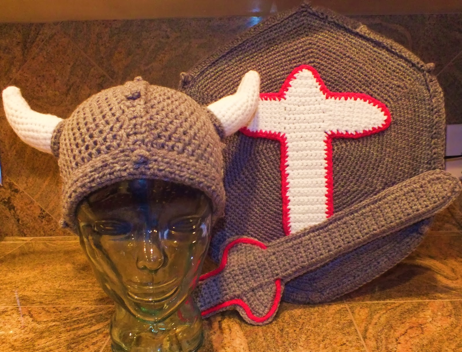 Connie\'s Spot© Crocheting, Crafting, Creating!: Crochet Viking ...
