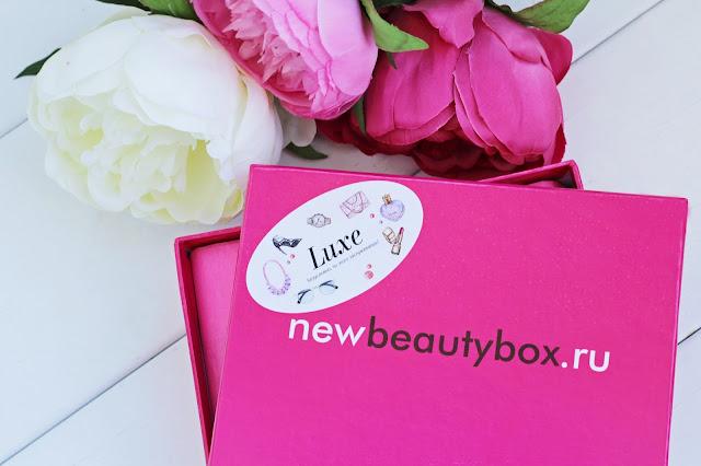 NewBeautyBox  Luxe Июль 2016/www.gronskaya.com