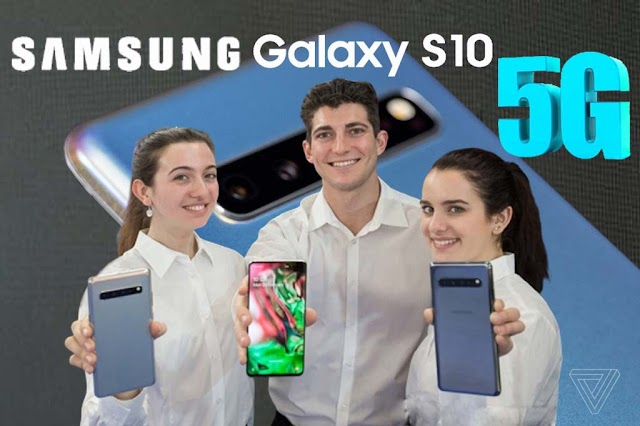 Samsung Galaxy S10 5G will be available for sale on April 5th
