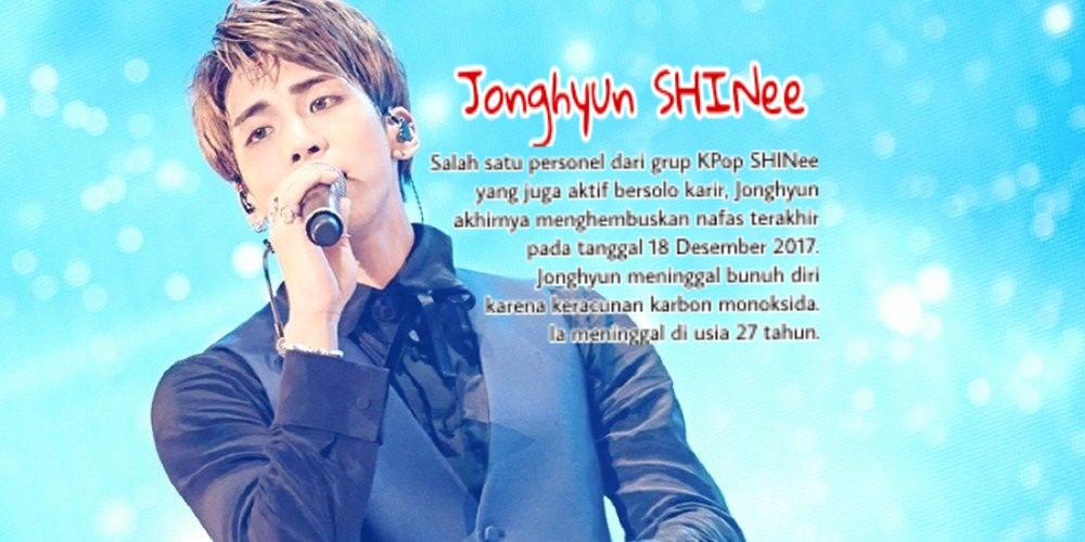 Jonghyun SHINee