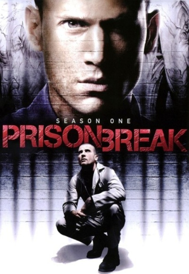 Prison Break 2005: Season 1 - Full (22/22)