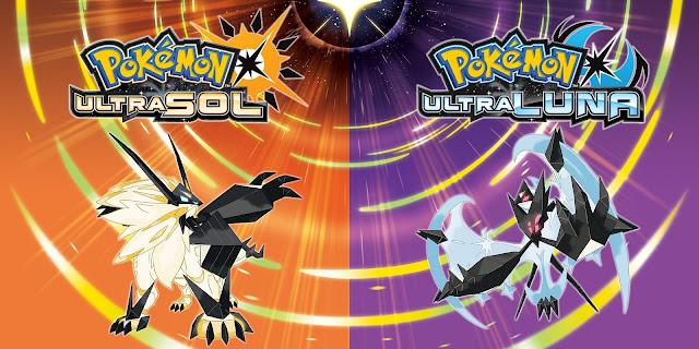 Se confirman modos para Pokémon UltraSol y Pokémon UltraLuna
