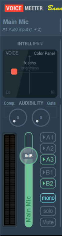 Audio Mixing and Shaping with Voicemeeter Banana and Virtual