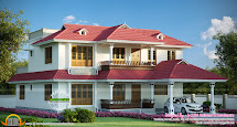 Gorgeous Kerala Home Design With Floor Plan