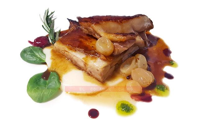 Restaurant Ona Nuit cochinillo elcoladorchino