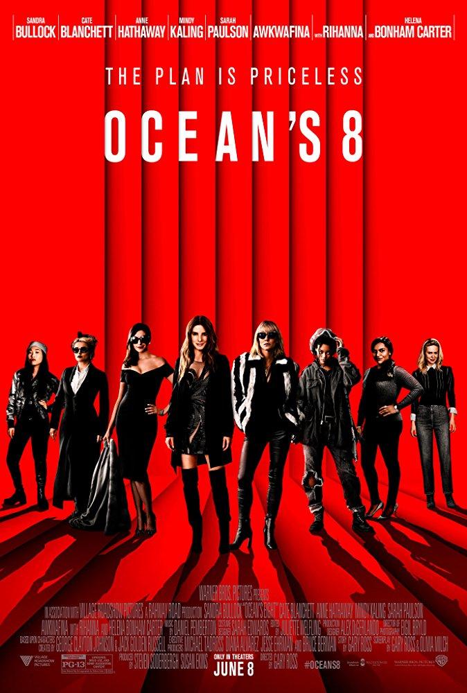 Ocean's 8 (2018) โอเชียน 8