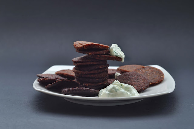 Sweet Chilli Dippers with Cream Cheese Dip ~ Simple Food