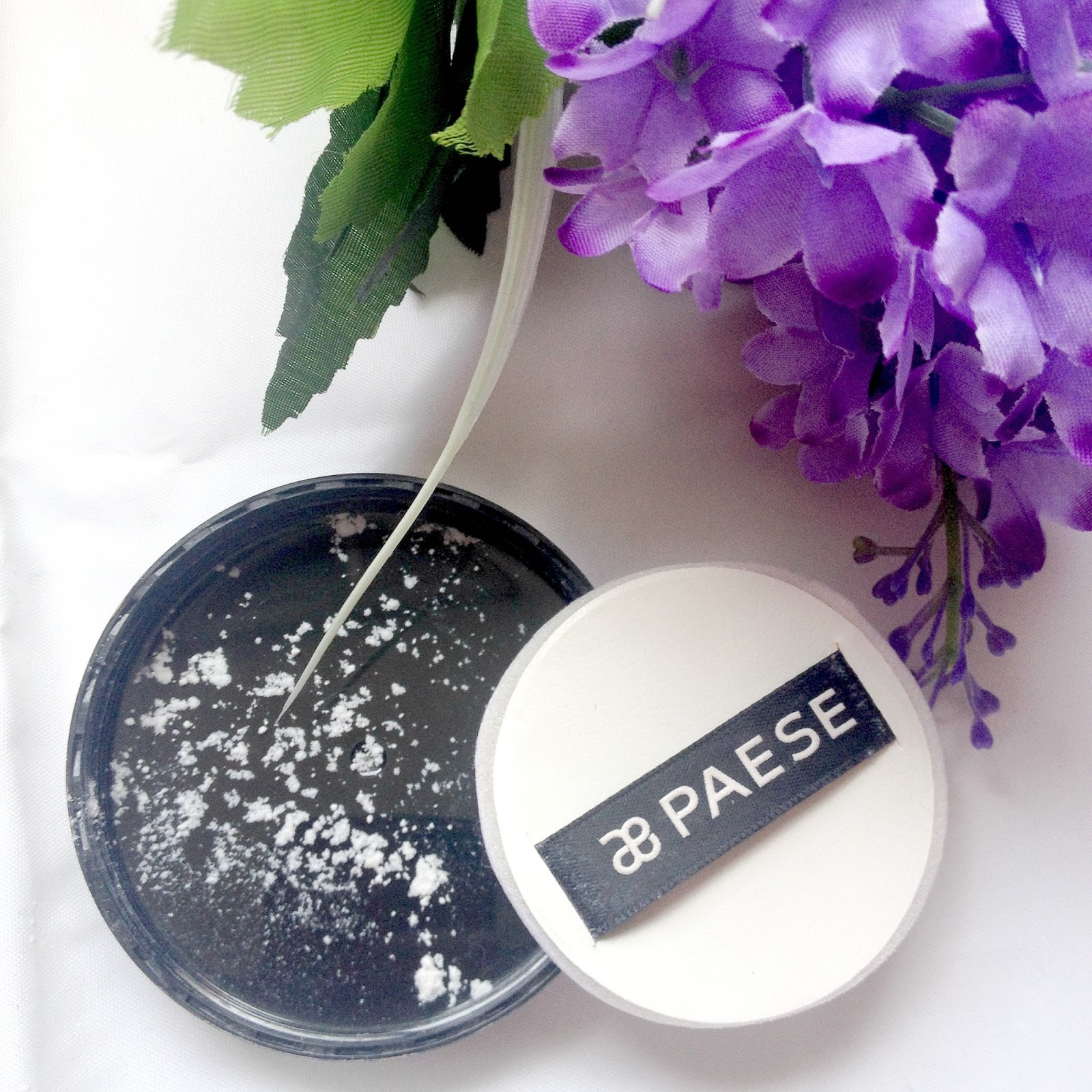 Paese Cosmetics Bamboo Silk Powder