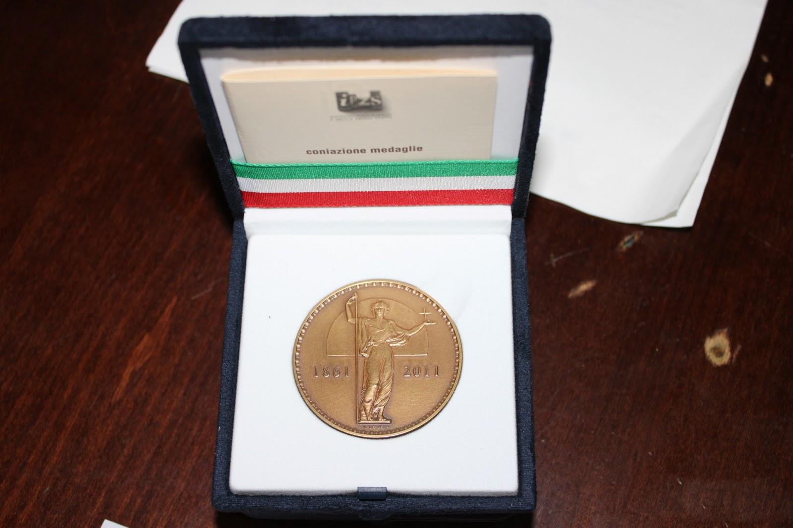 Araba fenice blog medaglie assegnate all 39 araba fenice dal for Presidente camera dei deputati 2013