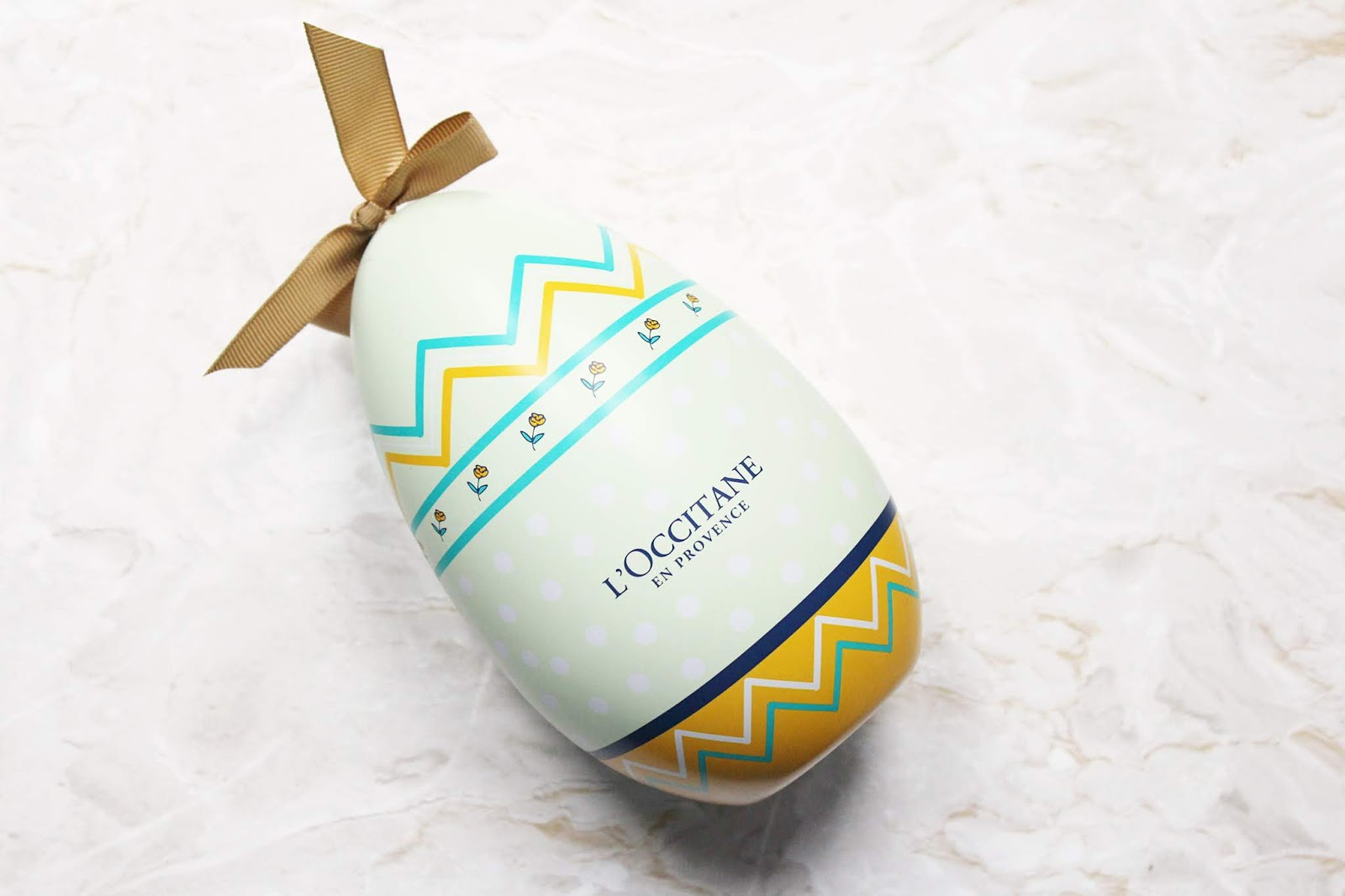 L'Occitane Easter Egg